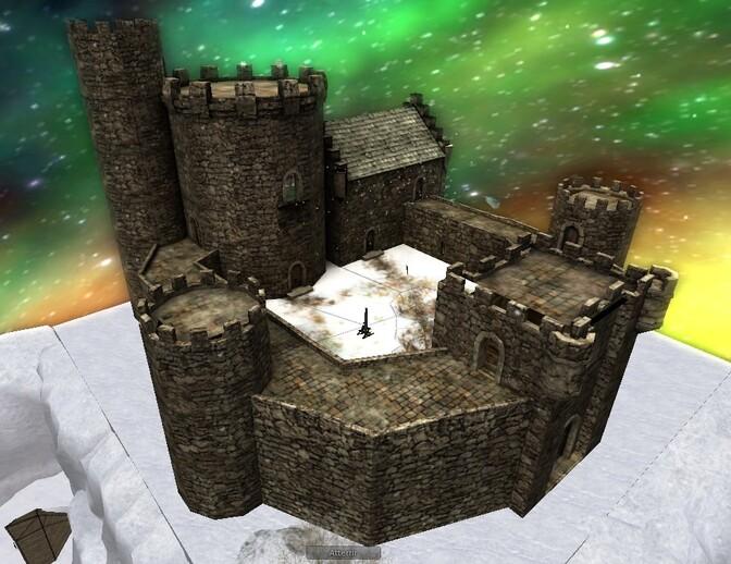 Château du Trône de Fer