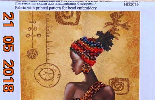 La Mystérieuse Femme Africaine 6