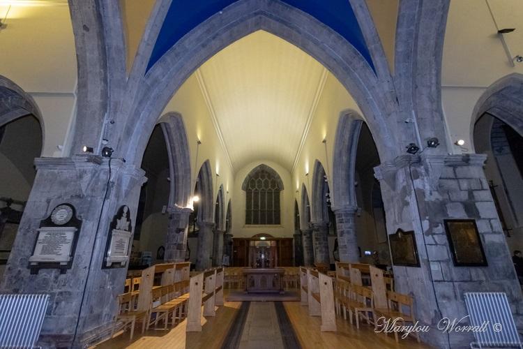 Irlande : Galway Saint Nicholas Collegial Church
