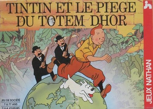 Tintin et le piège du totem dhor
