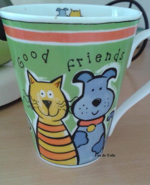 Tous à la mac à café !