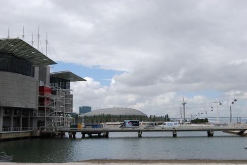 Le Parc des Nations à Lisbonne (photos)