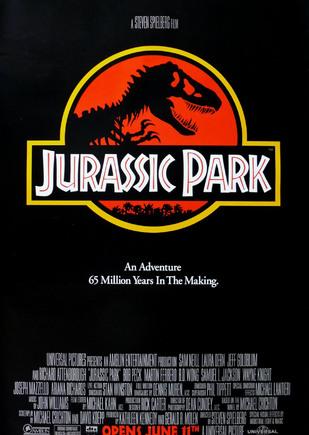 Jurassic Park 15/10