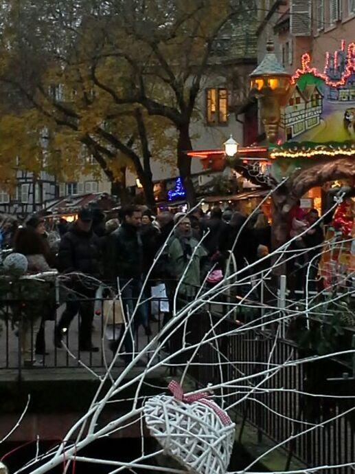 Marché de Noël au Koïfhus