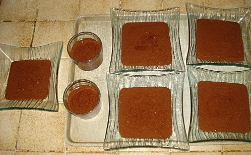 Mousse au Chocolat parfumée à l'Orange Confite 6