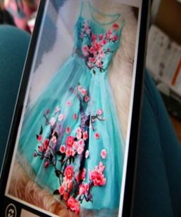 Instagram,Flappy bird et une robe magnifique!