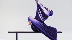 dance ballet martha graham peiju chien pott lamentation
