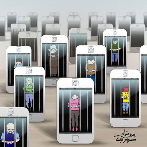 Qui a dit que la population branchée était prisonnière de son smartphone