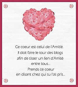 Coeur-Amitie