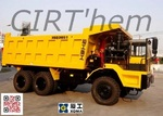 XGMA XIAGONG: du camion minier pour opérations sévères.