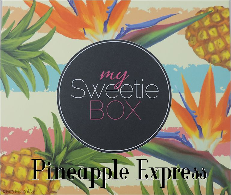 My sweetie box pineapple express