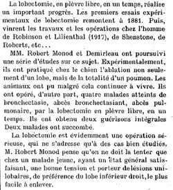 Robert Monod : du trocart à la libération de Paris