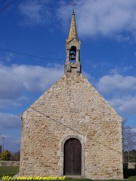Erdevent: Chapelle des 7 Saints 56410-1