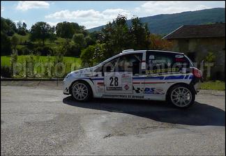 Rallye du Suran 2013