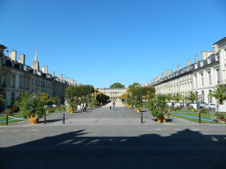 place carriere nancy