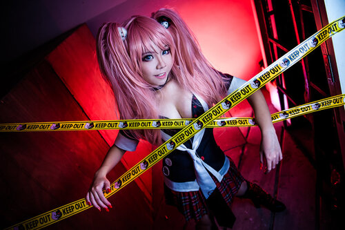 Cosplay Danganronpa