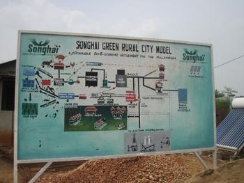 226 Bénin Porto Novo Centre Songhaï
