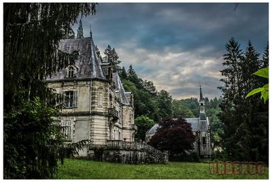chateau libertin granges