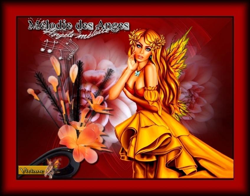 Mélodie des anges