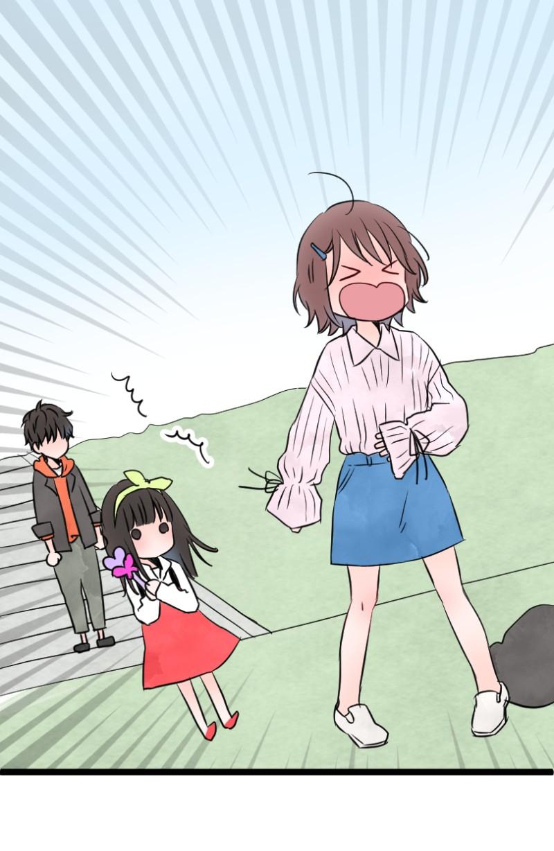 Kanojo-tachi wa Kataranai Chap 24