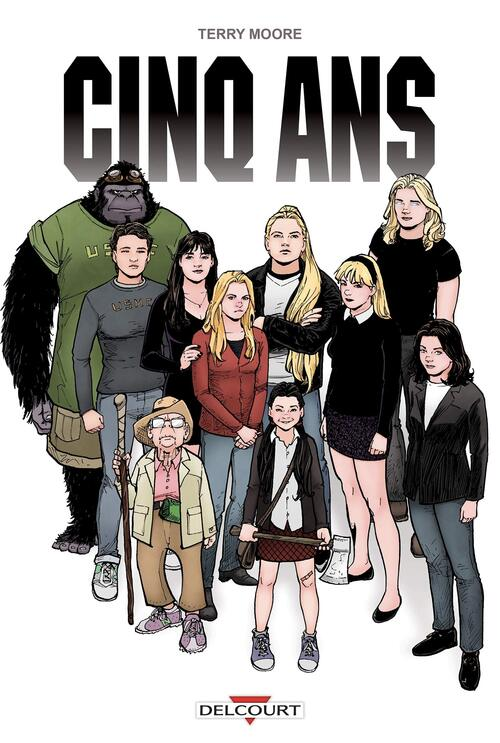 Cinq ans - Terry Moore