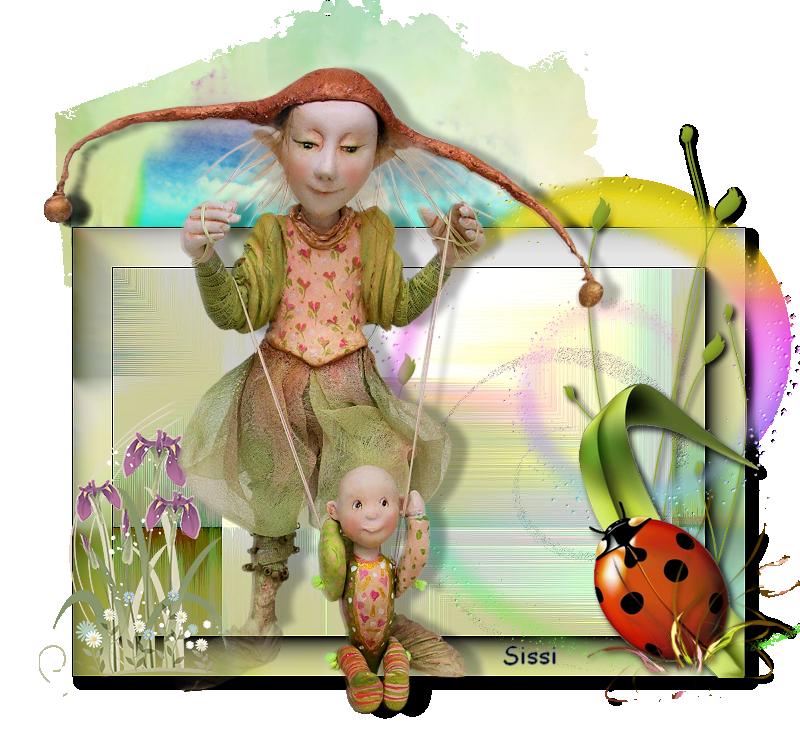 * Les Marionettes tuto de katania *