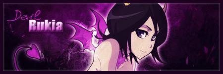 Kit Devil Rukia