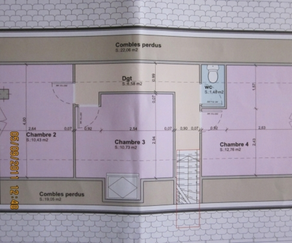 Super Les plans du projet - Notre deuxième maison Mikit ! HB87