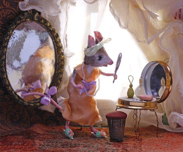 Peut être une image de rat et intérieur