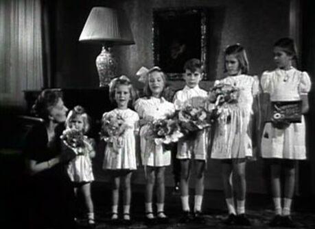Ils étaient les enfants du Ministre du Reich...