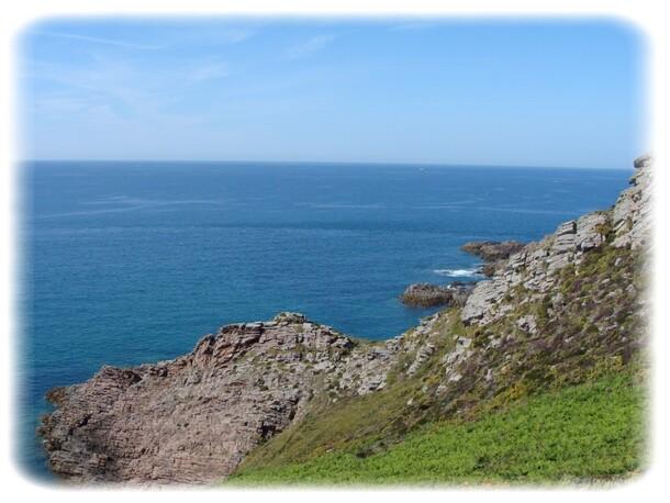 Le Cap d'Erquy dans les Côtes d'Armor