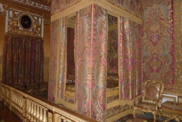 Château chambre du Roi