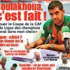 Boulekhoua Zine El Abidine signe au Mouloudia