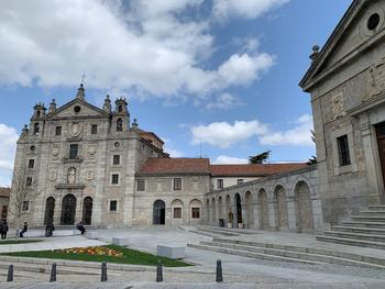 AVILA - couvent de Sainte Thérèse