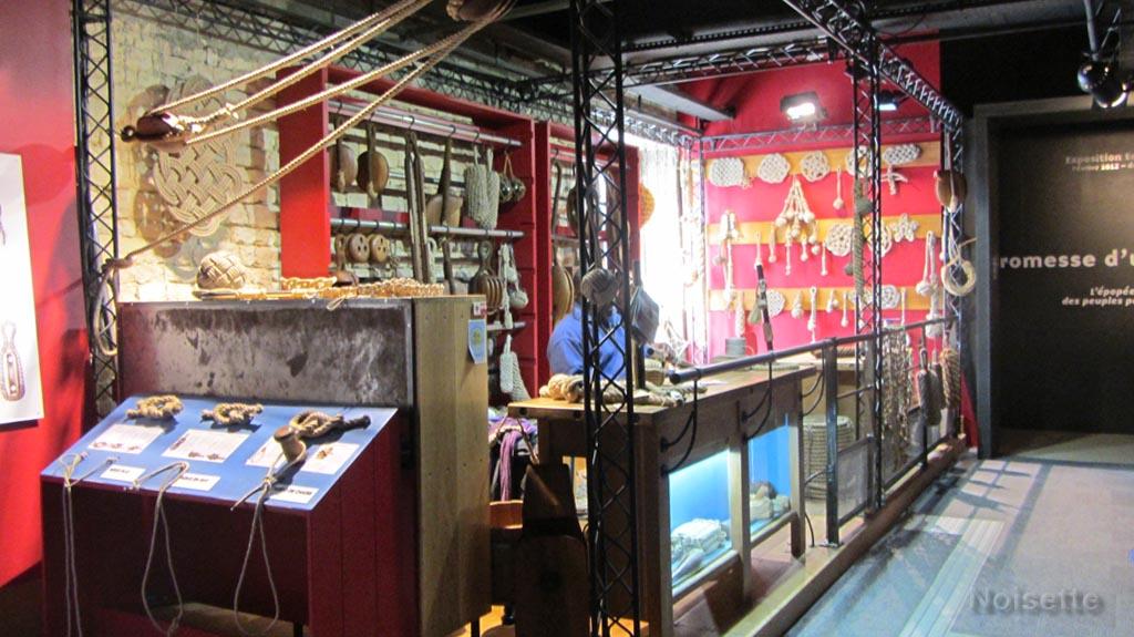 La corderie Royale (2) Musée