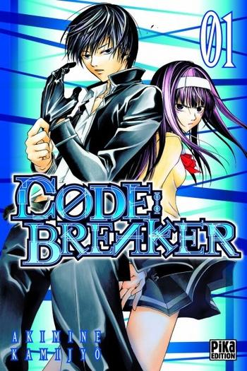 code breaker tome 1