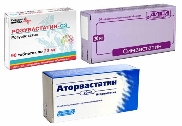 Лекарства от холестерина для диабетиков