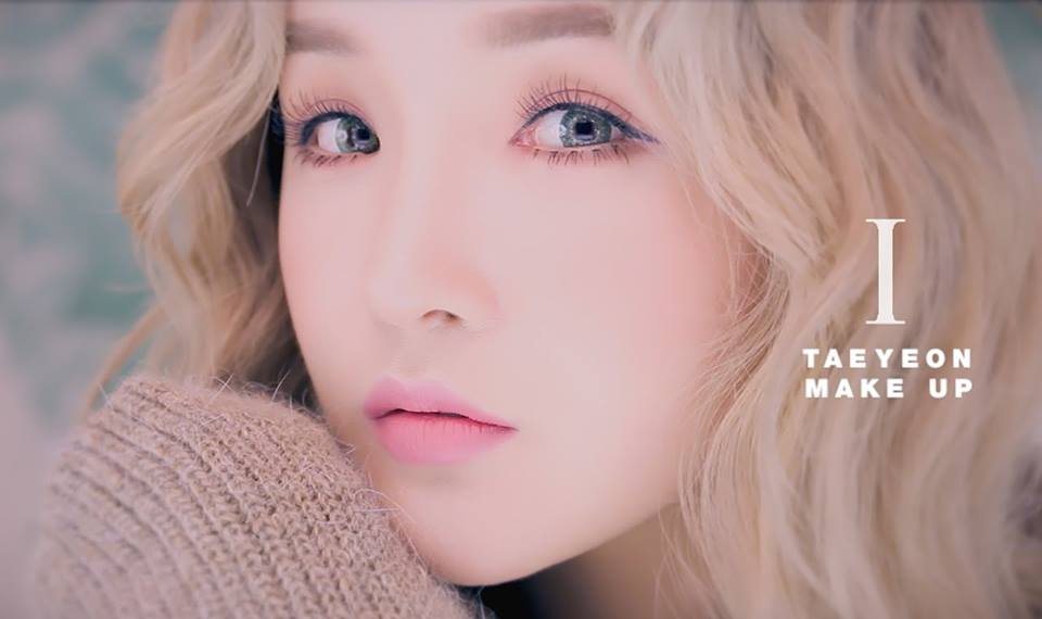 ~ Taeyeon's Makeup from I ~
