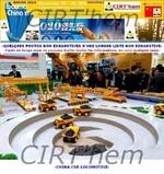 CSR LOCOMOTIVE -CHINA CSR-: BAUMA CHINE 2014.