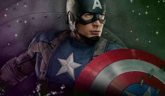 création captain america
