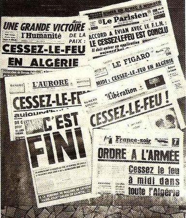 """""""Les vraies victimes ce sont quand même les morts"""" a dit Bigeard, concernant la guerre d'Algérie... SES """"crevettes"""" aussi ont fait beaucoup de victimes..."""