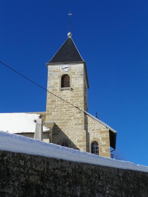 L'église Saint Pierre