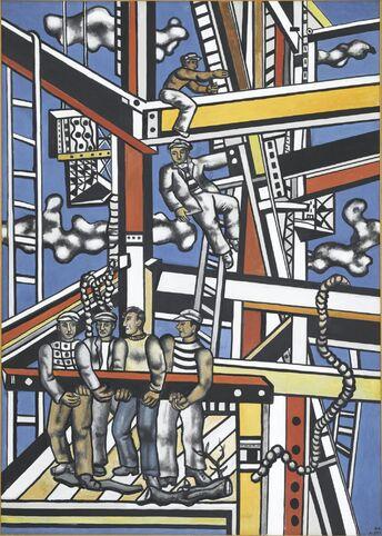Carte Hda Fernand Léger