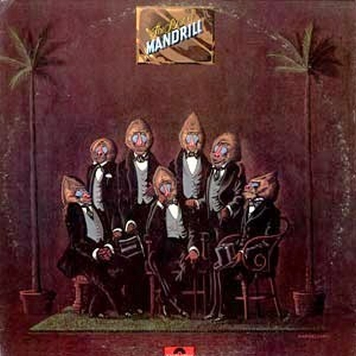 "1974 : Album "" The Best Of Mandrill "" Polydor Records PD 6047 [ US ]"