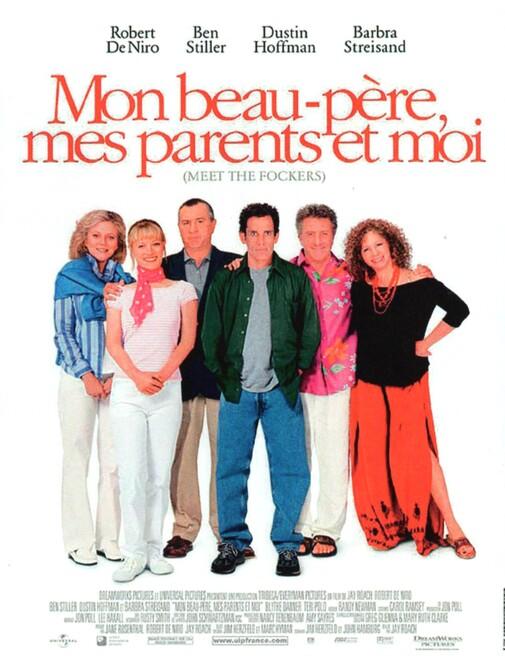 MON BEAU-PERE, MES PARENTS ET MOI BOX OFFICE FRANCE 2005
