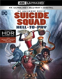 [Test 4K Ultra HD] Suicide Squad : le Prix de l'Enfer