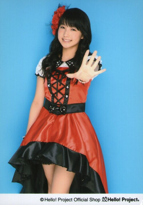 Album Morning Musume 13 Colorful Character ⑬カラフルキャラクターRiho Sayashi 鞘師里保