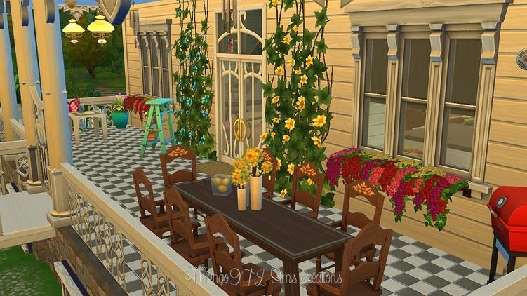 Les Sims 4: La maison Beausoleil
