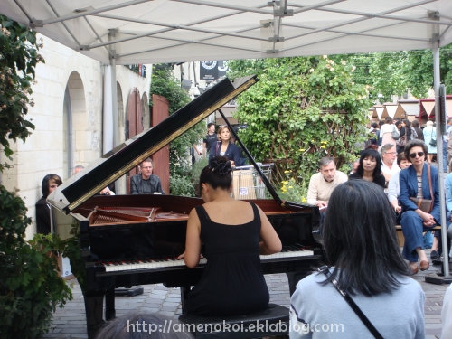 Liszt Bercy village