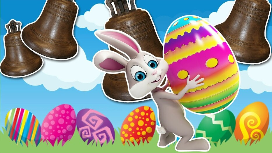 Joyeuses Paques - Happy Easter